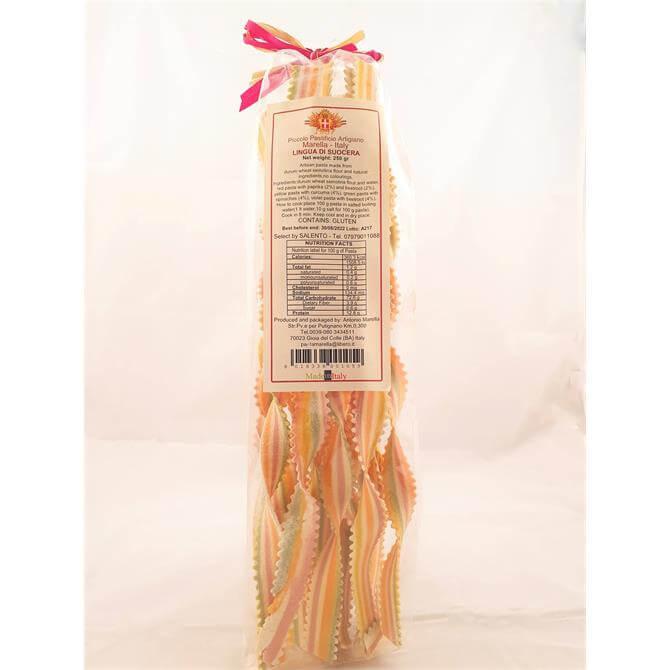 Marella Mother-In-Laws Tongue Pasta Multi Colour 250G
